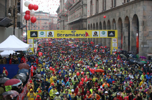 50 000 participants à la Stramilano 2013